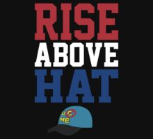 Rise Above Hat by PopCultureRef