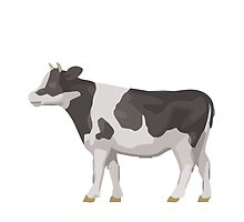 Cow Apple / WhatsApp Emoji by emoji