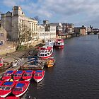 River Ouse. by John (Mike)  Dobson