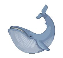 Whale Apple / WhatsApp Emoji by emoji