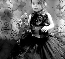 lil goth ballerina by dimarie