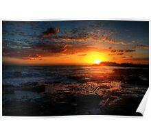 Breaking Dawn, Yamba, NSW Poster