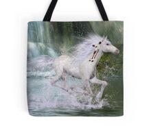 Wanageeska (White Spirit - Sioux) Tote Bag