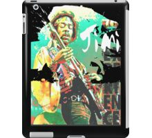 jimi guitar iPad Case/Skin