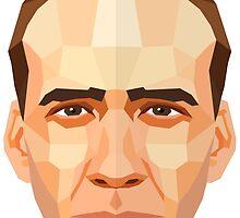 Nicolas Cage by OohFaced