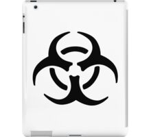Biohazard iPad Case/Skin