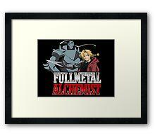 Full Metal Alchemist Framed Print