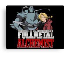 Full Metal Alchemist Canvas Print
