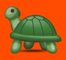 Turtle Apple / WhatsApp Emoji Kids Clothes