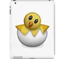 Hatching Chick Apple / WhatsApp Emoji iPad Case/Skin