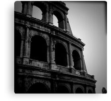 Coliseum  Canvas Print