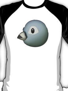 Bird Apple / WhatsApp Emoji T-Shirt