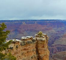 Grand Canyon 7 by Leona Bessey