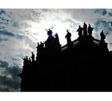 Basilica of St. John Lateran Photographic Print