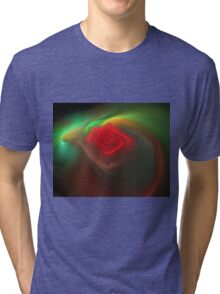 Red Red Rose Tri-blend T-Shirt