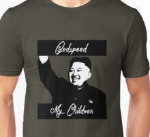 Kim Jong Un - GodSpeed Unisex T-Shirt