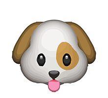 Dog Face Apple / WhatsApp Emoji by emoji