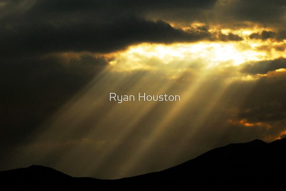 Sunburst - Saratoga Springs, Utah by Ryan Houston