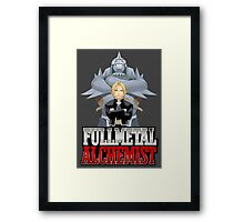 Full Metal Alchemist 2 Framed Print