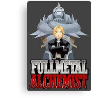 Full Metal Alchemist 2 Canvas Print