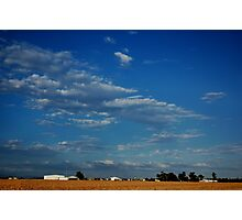 Outskirts of Dalby © Queensland Australia Photographic Print