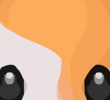 Hamster Face Apple / WhatsApp Emoji Sticker