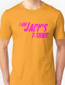 FIGHT CLUB: I AM JACK'S T SHIRT T-Shirt