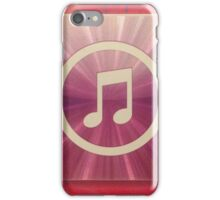 The Music of Purple and Pink   iPhone Case/Skin