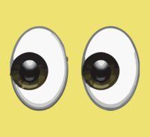 Eyes Apple / WhatsApp Emoji Kids Clothes