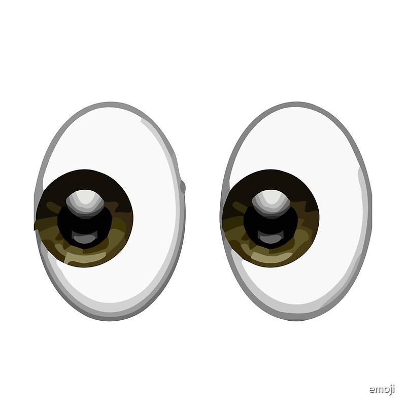 Emoji Apple Eyes Eyes ...