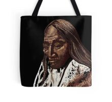 Two Strike, Sioux Tote Bag