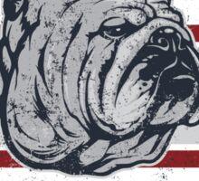 Washington - Bulldogs Sticker