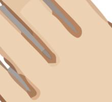 Waving Hand Sign Apple / WhatsApp Emoji Sticker