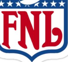 Friday Night Lights - NFL/FNL Sticker