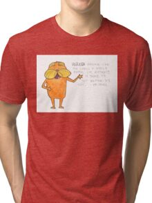 The Lorax Watercolor Tri-blend T-Shirt