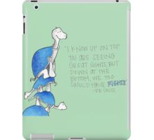 Yertle the Turtle iPad Case/Skin