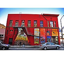 San Francisco Grafitti Photographic Print