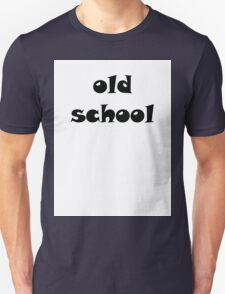 OLD SCHOOL Style T-Shirt