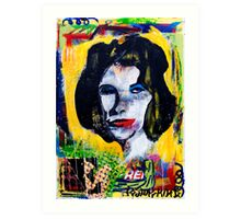 Pop Icon Art Print