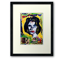 Pop Icon Framed Print