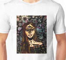 Andromedan Goddess Unisex T-Shirt