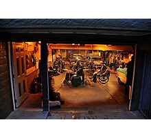 San Francisco Garage Rock Photographic Print