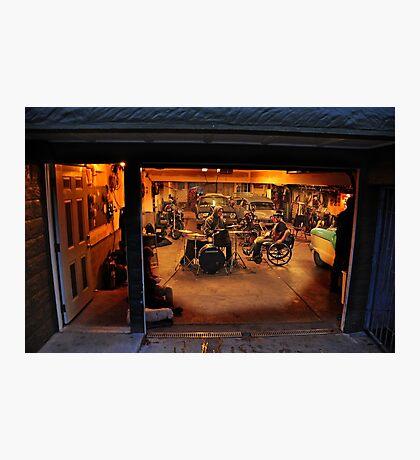 San Francisco Garage Rock Photographic Print