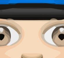 Police Officer Apple / WhatsApp Emoji Sticker