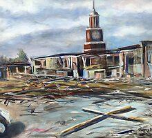 Union University 7:02 p.m. by Randy  Burns