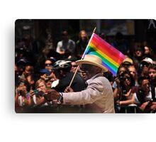 San Francisco Pride Canvas Print