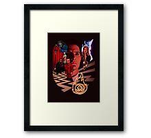 A_TWIN PEAKS_A Framed Print