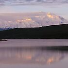 Denali and Mirror Lake by MichaelWilliams