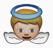 Baby Angel Apple / WhatsApp Emoji Kids Clothes