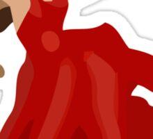 Dancer Apple / WhatsApp Emoji Sticker